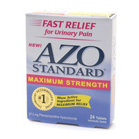 Discussion on this topic: AZO Urinary Pain Relief Max Strength, azo-urinary-pain-relief-max-strength/