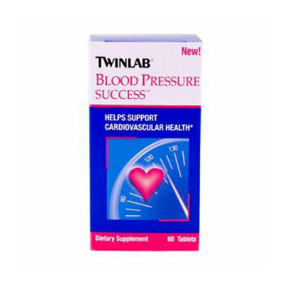 Twinlab Blood Pressure Success 60 Tablets