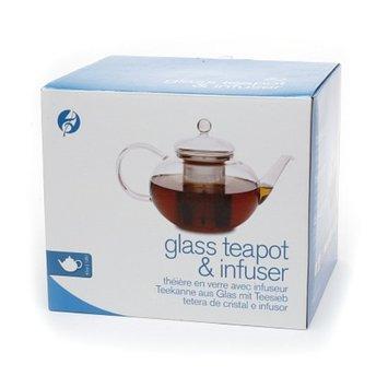 Adagio Teas Glass Teapot & Infuser