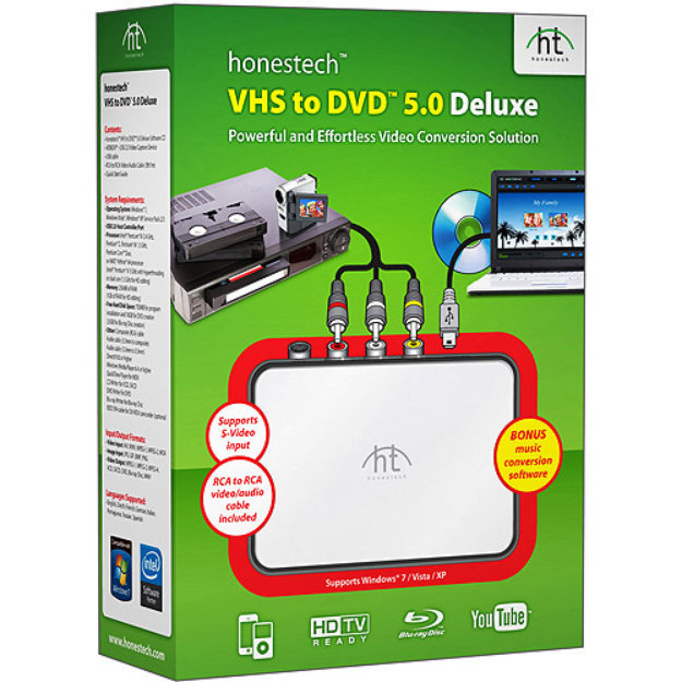 a comparison of dvd technology and vhs videotapes