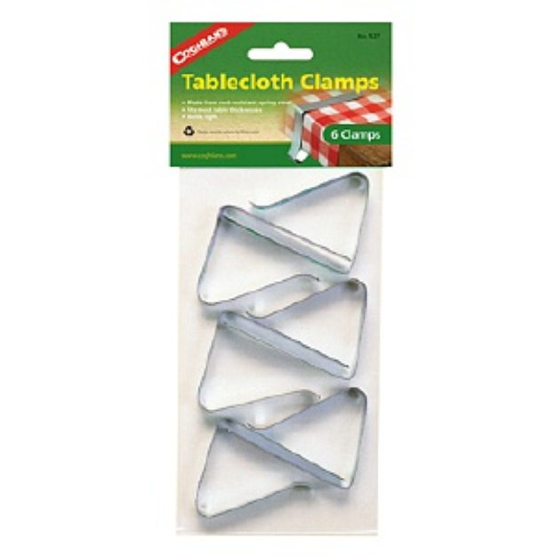 Coghlan's Table Cloth Clamps