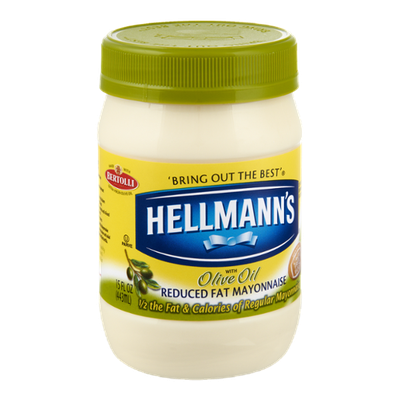 Hellmann's Olive Oil Reduced Fat Mayonnaise