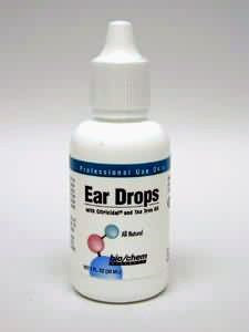Citricidal Ear Drops 1 oz by Nutribiotic, Inc.