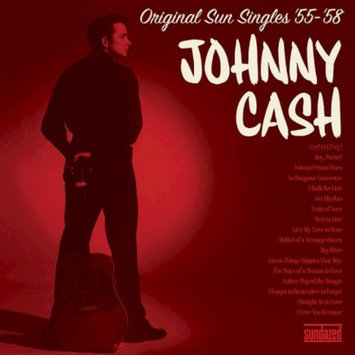 Sundazed/koch Johnny Cash - Original Sun Singles '55-'58 [Digipak]