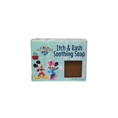 All Terrain BG10118 All Terrain Mickey & Minnie Soothing Soap - 1x4OZ