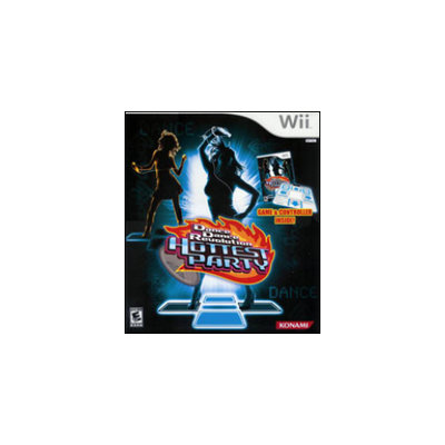 Gamestop Dance Dance Revolution: Hottest Party - Game Only