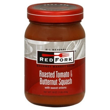 Red Fork Tomato Butternut Squash Soup, 16-Ounce (Pack of 6)