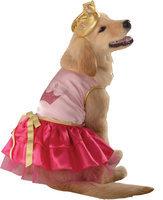 Rubies Costume Halloween Classics Collection Pet Costume, Large, Pink Princess