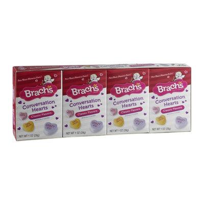 Brach's Classic Flavors Conversation Hearts - 4 CT