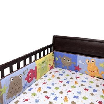 Bananafish Baby Monster Crib Sheet