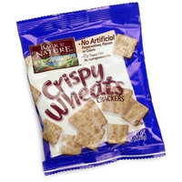 Back to Nature Crispy Wheat Crackers, 1-Ounce Bags (Pack of 32)