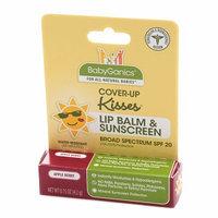 BabyGanics Cover-Up Kisses Lip Balm & Sunscreen