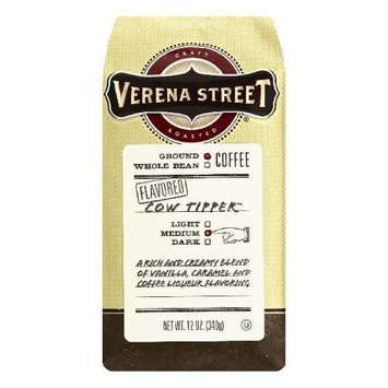 Verena Street 12 oz. Cow Tipper Medium Ground Coffee Case Of 6