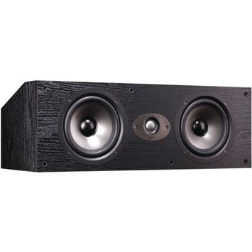 Polk Audio TSx250C 3-Way High Performance Center Channel Speaker (Black)