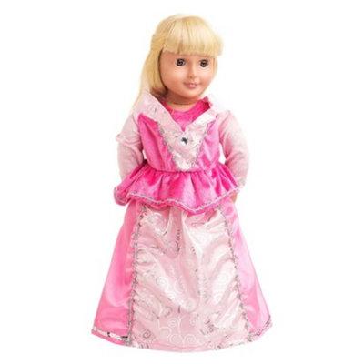 Little Adventures Doll Dress Sleeping Beauty