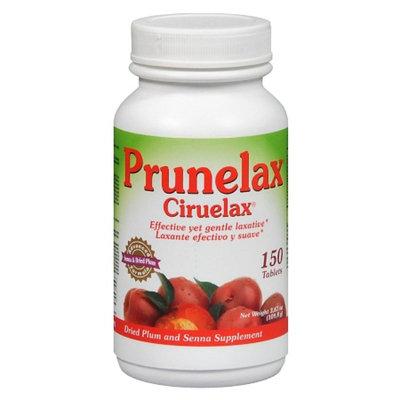 Prunelax Ciruelax Laxative, Tablets, 150 ea