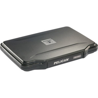 Pelican HardBack Carrying Case for 7' Tablet PC, Digital Text Reader - Black