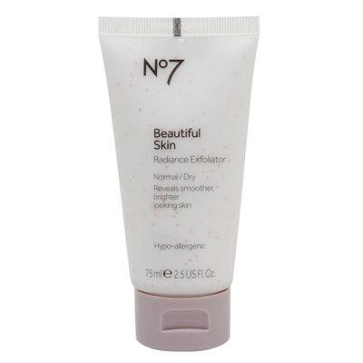 Boots No7 Beautiful Skin Radiance Exfoliator