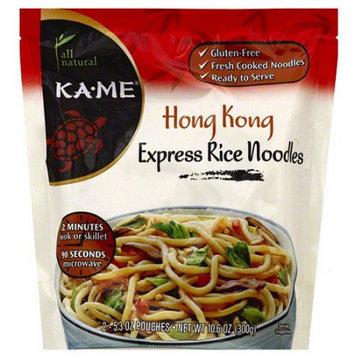 Ka-Me Hong Kong Express Rice Noodles, 10.6 oz (Pack of 6)