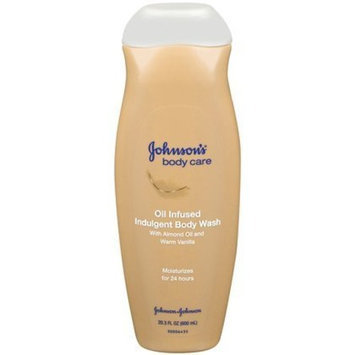 Johnson's® Body Care Body Wash Oil Infused Indulgent