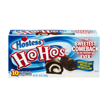 Hostess Ho Hos - 10 CT