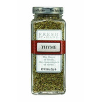 The Spice Hunter Fresh at Hand Thyme, 0.65-Ounce Jars (Pack of 6)