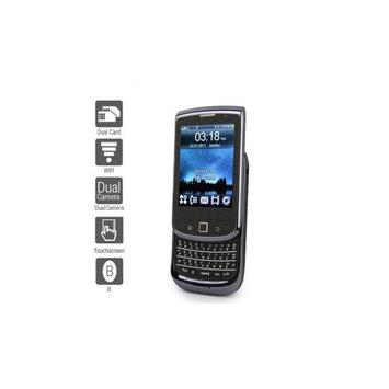 MICO Dual SIM 2.8 Inch Slide Phone (WiFi, Dual Camera)