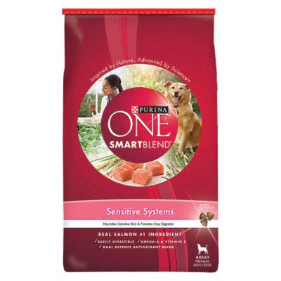 PURINA ONE® Smartblend Sensitive Systems Adult Dog Food