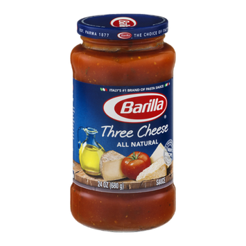 Barilla Pasta Sauce Three Cheese