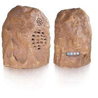 C2G Au Rock In/Outdoor Speaker Duo Sandstone