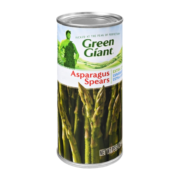 Green Giant Extra Long Asparagus Spears