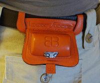 Petego LOOPU232 Looper Scooper Waste Bag Dispenser Orange
