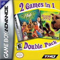 THQ The Scooby Movie Dual Pack