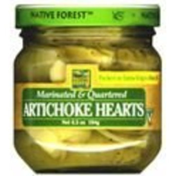 Native Forest Artichoke Hearts Marinated ( 6x6.5 OZ) ( Value Bulk Multi-pack)