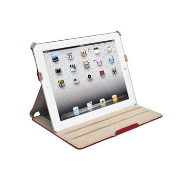 Monoprice Duo Case and Stand for iPad Air™ - Red