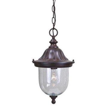 Acclaim Lighting - 5286BW - Builders Choice - One Light Outdoor Pendant