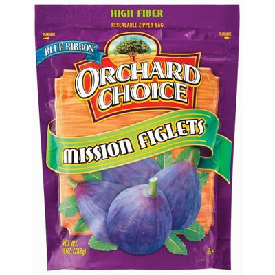 Blue Ribbon Orchard Choice Figlets, 10-Ounce Bag (Pack of 6)
