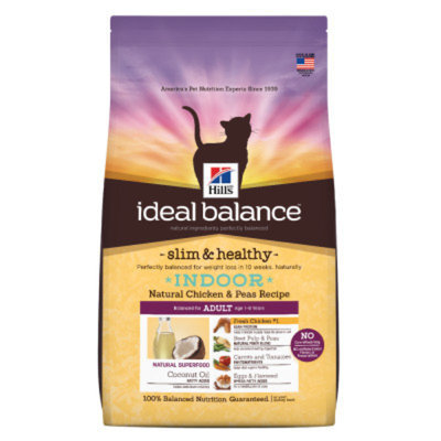 Hill's Ideal Balance Hill'sA Ideal BalanceTMSlim & Healthy Indoor Cat Food