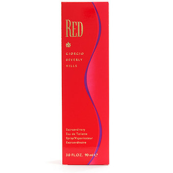 Giorgio Red Eau de Toilette 3.0 oz Spray for Women
