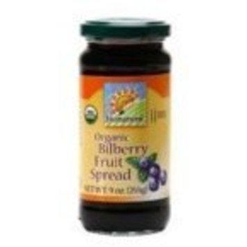 Bionaturae Organic Fruit Spread Bilberry -- 9 oz