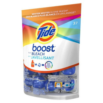 Tide Boost Plus Bleach In-Wash Stain Remover Pacs 37 ct