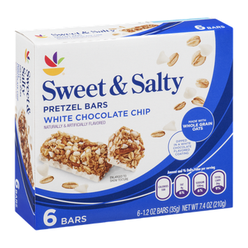 Ahold Sweet & Salty Pretzel Bars White Chocolate Chip