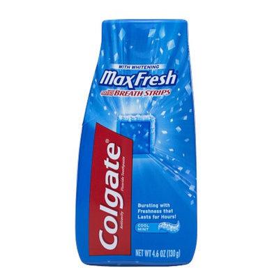 Colgate MaxFresh Fluoride Toothpaste