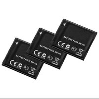 Replacement Battery For Canon NB-11L (3 Pack)
