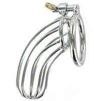 Kink Industries The Bird Cage Chastity Device - Medium