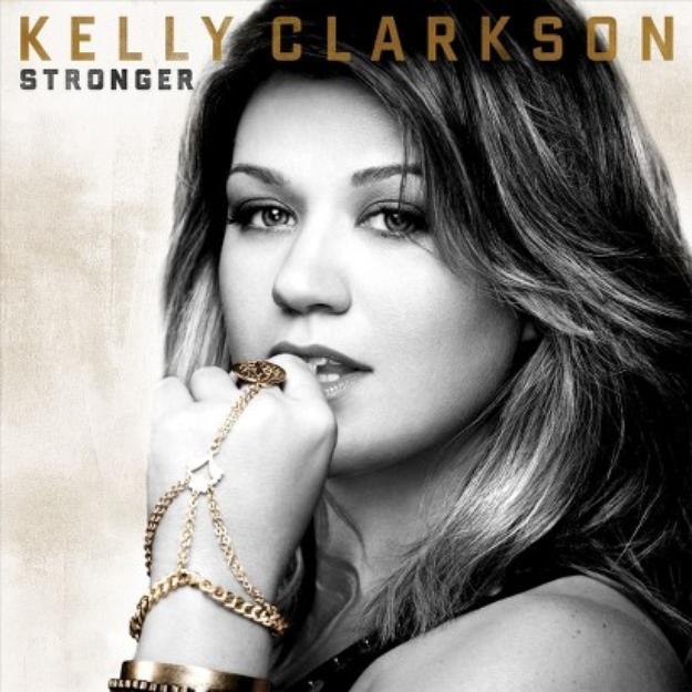 Rca Kelly Clarkson ~ Stronger [Deluxe Edition] [Bonus Tracks] (used)