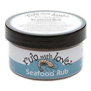 Rub With Love by Tom Douglas Seafood Spice Rub