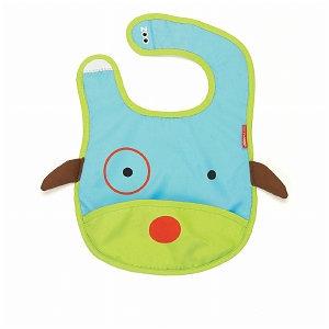 Skip Hop Zoo Tuck-Away Bib