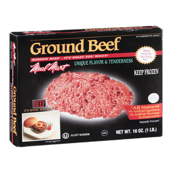 Meal Mart Ground Beef