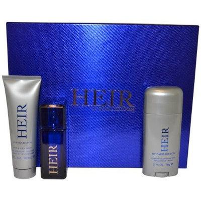 Heir Men Eau-de-toilette Spray, Hair and Body Wash, Alcohol Free Deodorant Stick by Paris Hilton